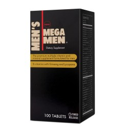 GNC Mega Men 100 tablet